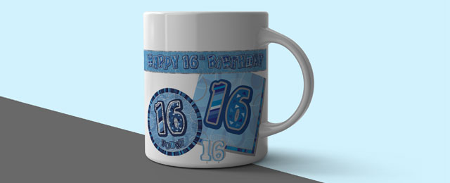 16th Birthday Gifts Customized Gifts Slick Customized